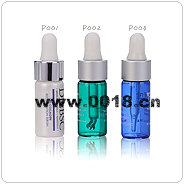 Dropper glass vials